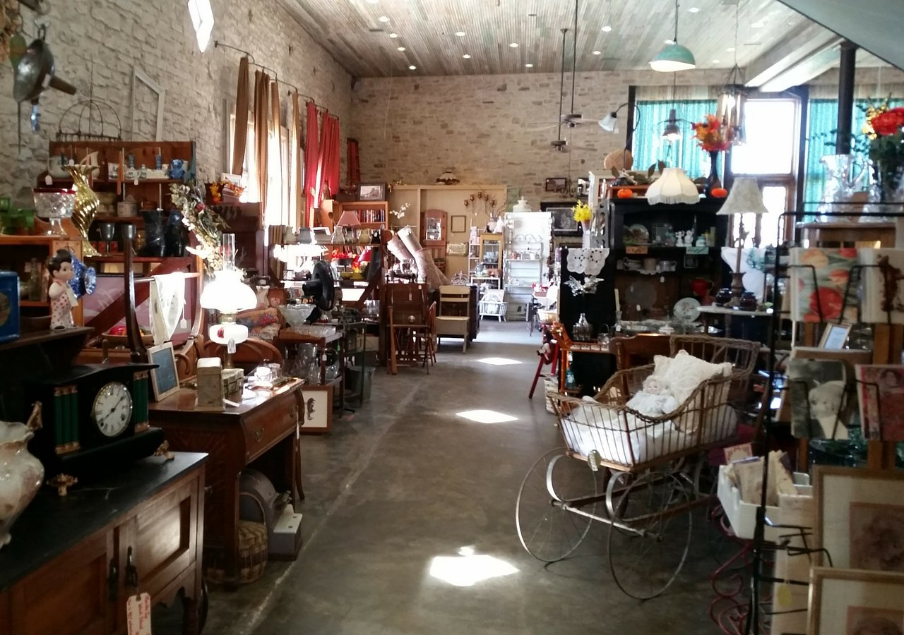 You can find just about everything you didn't know you needed at Opera House Antiques.