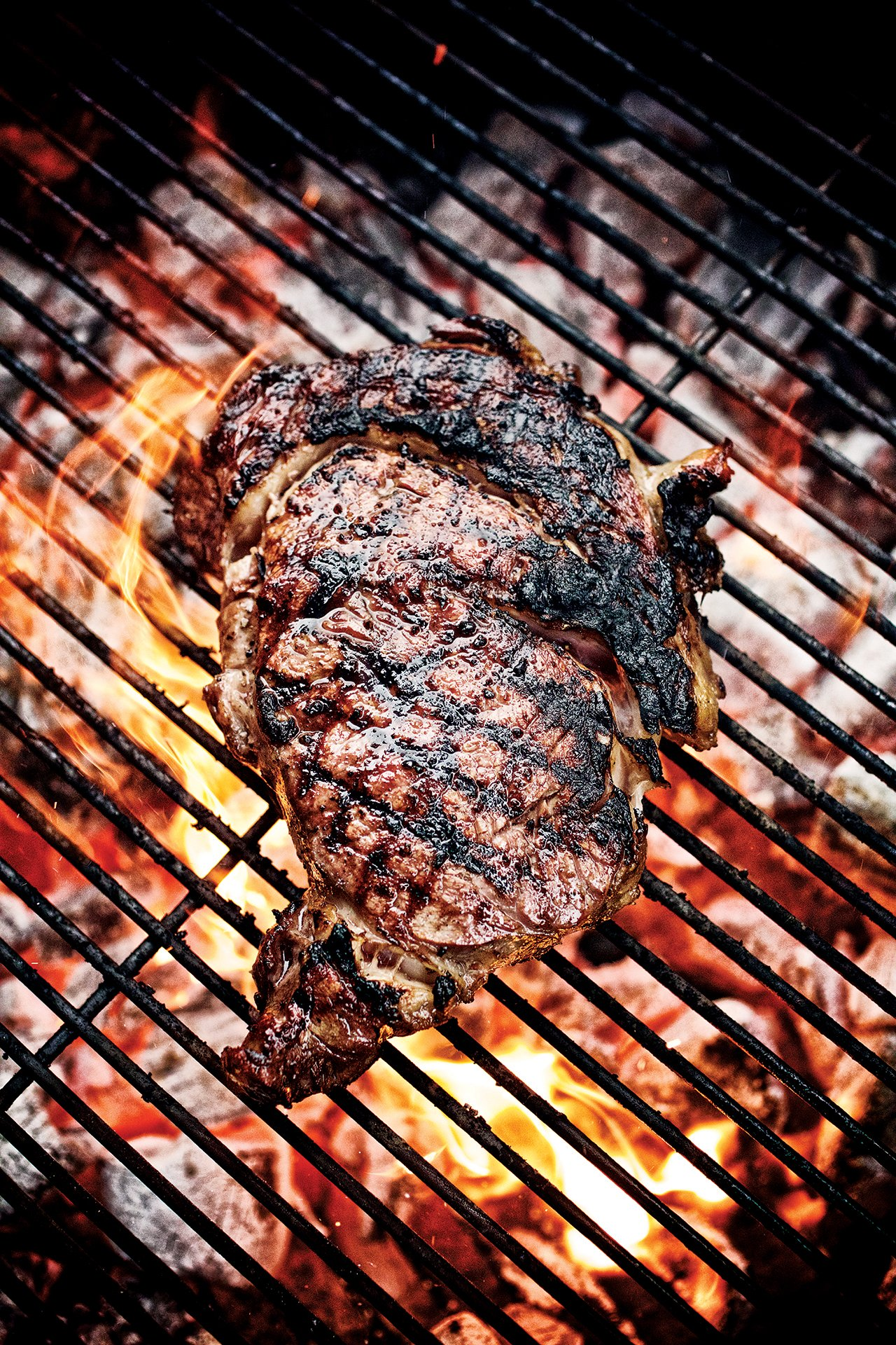 How To Cook Like A Texan; Grilling; Ribeye
