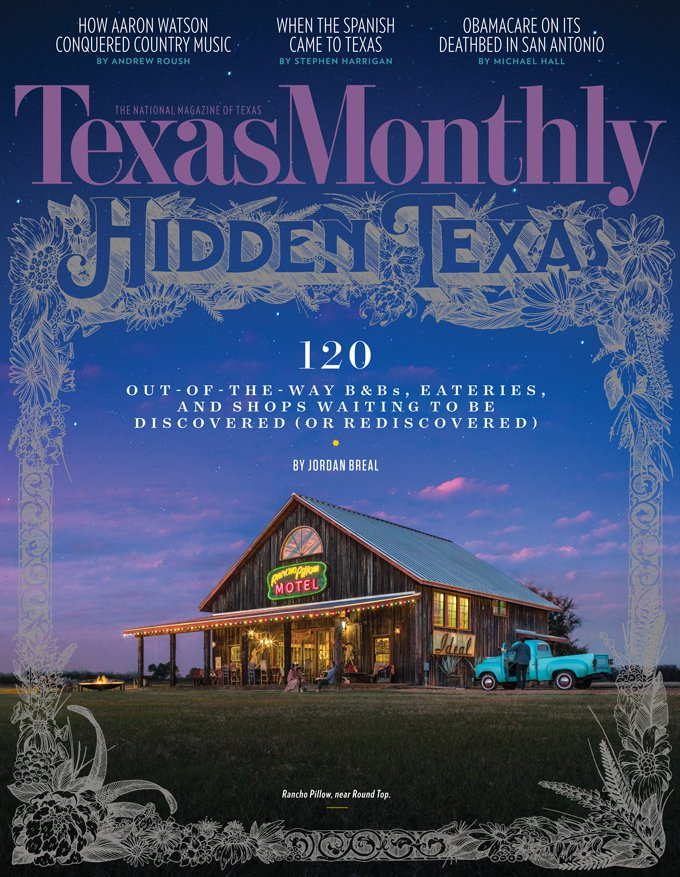 texas monthly march