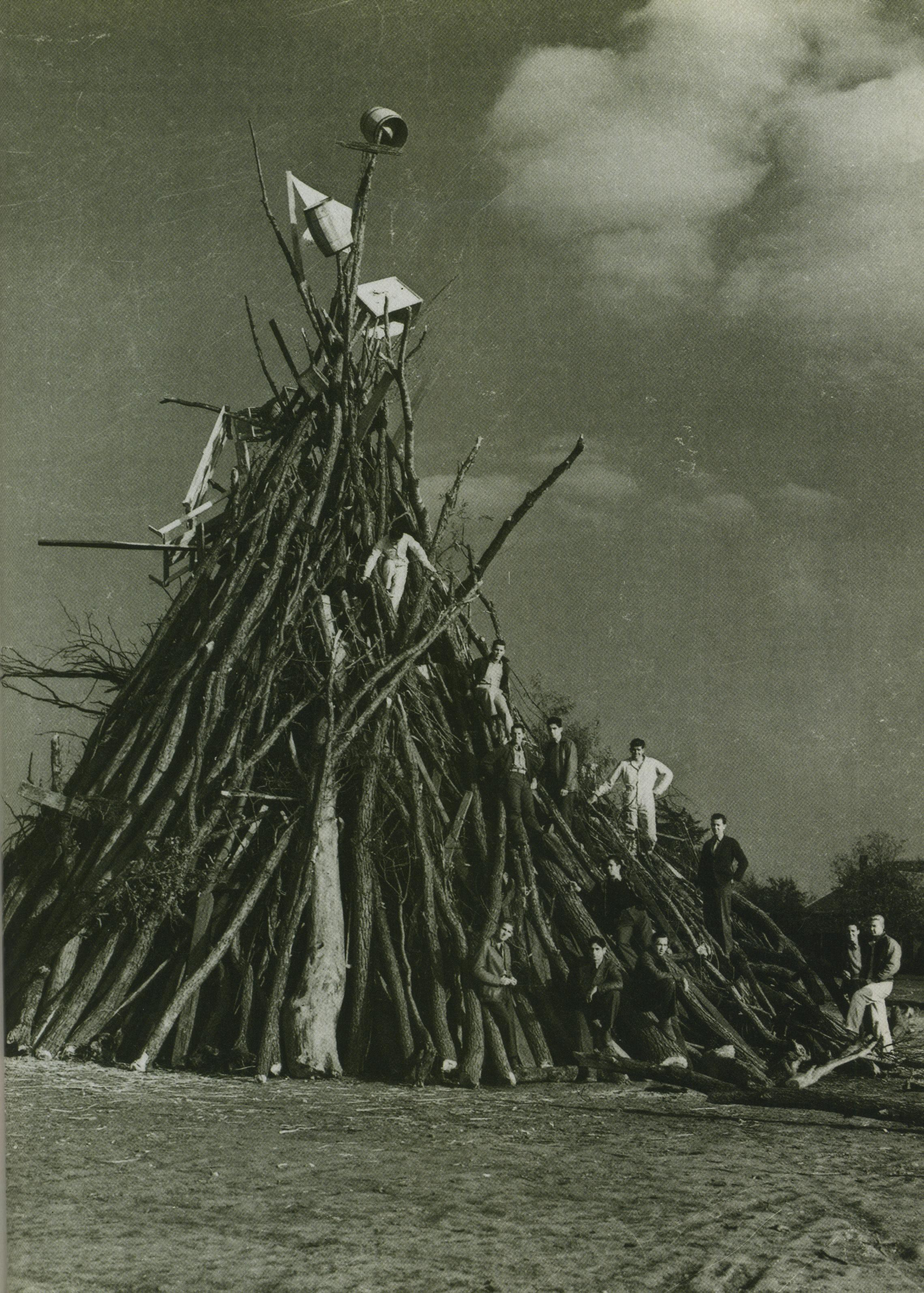 The Aggie Bonfire Tragedy Texas Monthly