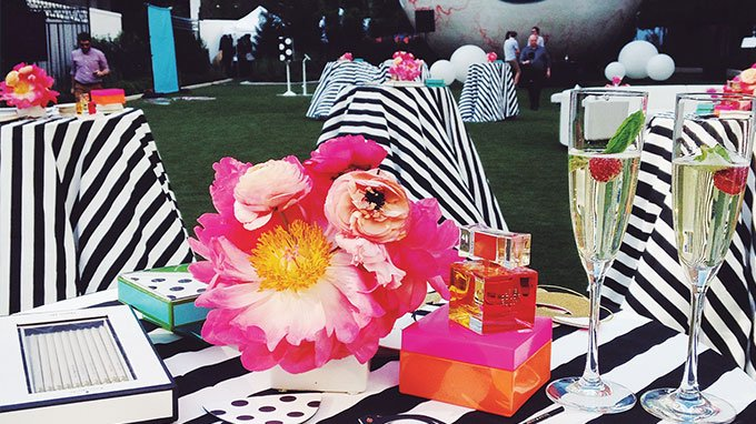 rewardStyle Amber Venz Kate Spade Party