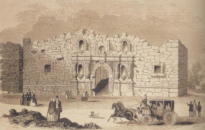 How the Alamo Got Its Hump – Texas Monthly