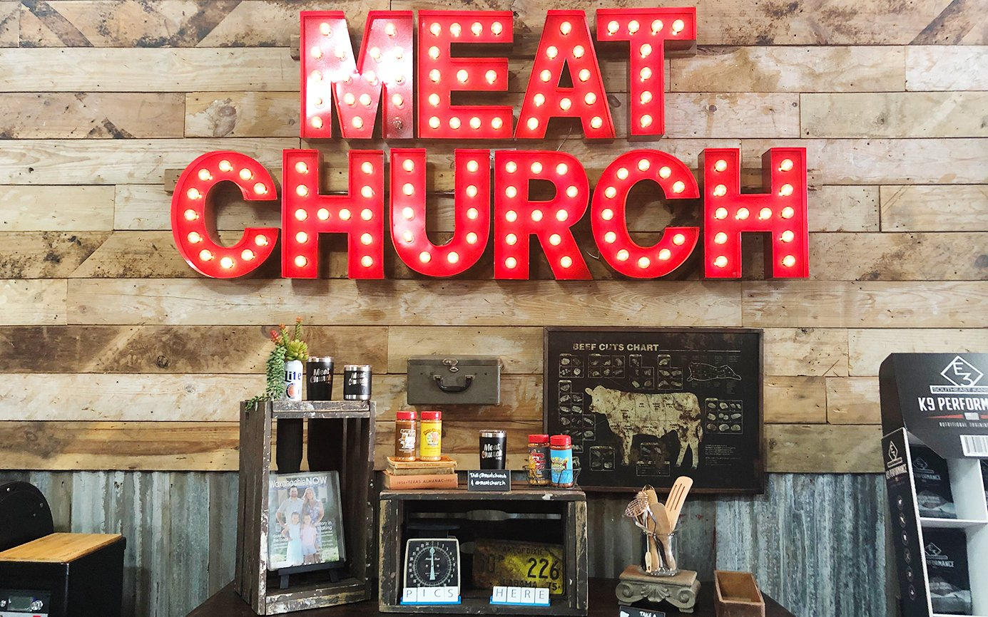 Meat Church BBQ Supply Is a One-Stop Shop For Barbecue